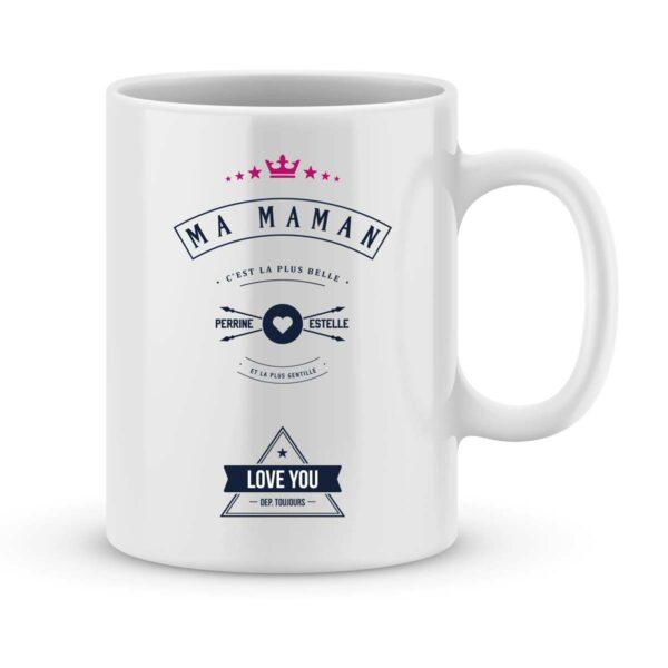 mug personnalis rugby top 14 stade rochelais joli mug. Black Bedroom Furniture Sets. Home Design Ideas