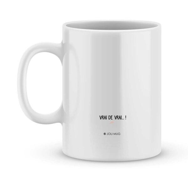 Mug personnalisé avec un prénom super maîtresse