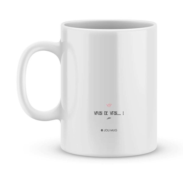Mug personnalisé avec un prénom meilleure atsem de la terre