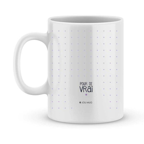 Cadeau nounou mug Super Nounou - Idée cadeau nounou