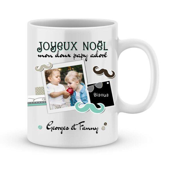 Choisis ta plus belle photo et illustre ce mug en souvenir de supers moments !
