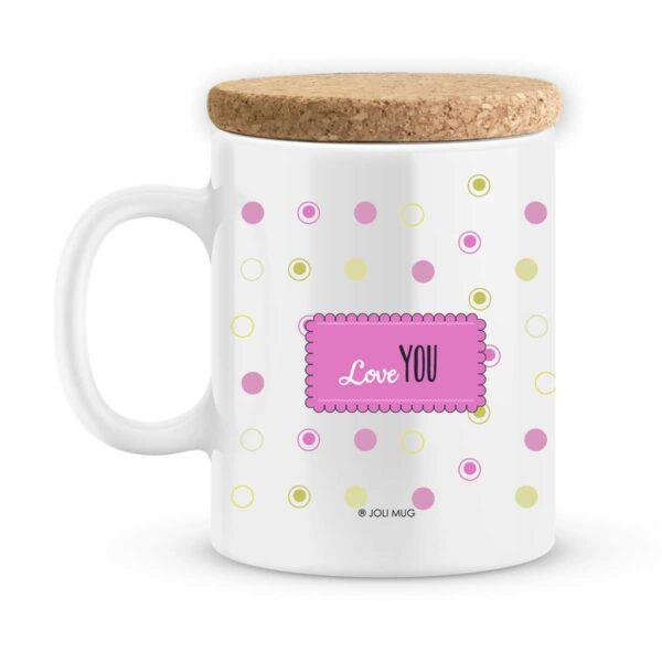 Cadeau fête des mères | Mug personnalisé bonne fête avec prénoms