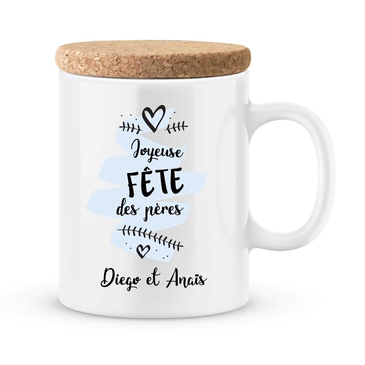 PapaMug Pères Personnalisé Fête Cadeau Des Joyeuse IY7f6gvby