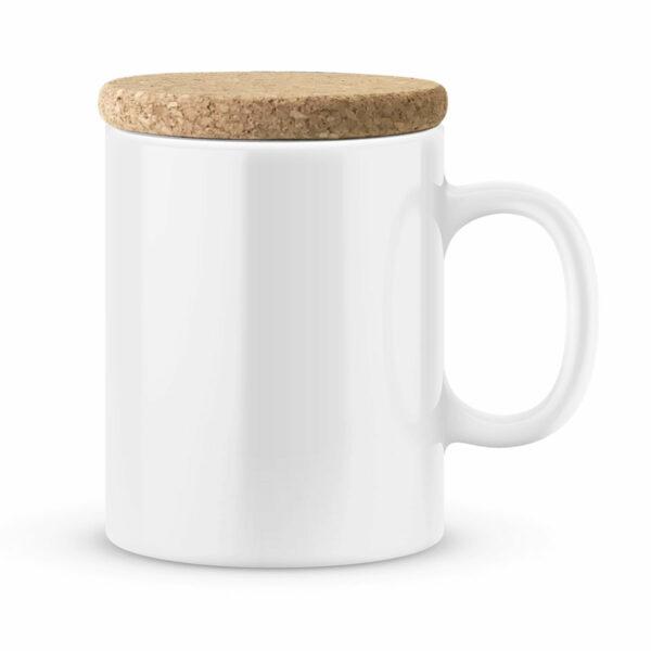 Couvercle en liège pour mug