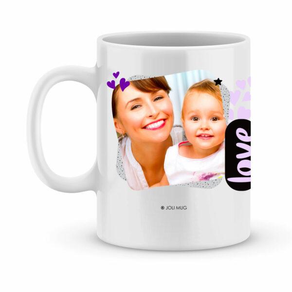 Cadeau maman | Mug personnalisé c'est la meilleure du monde