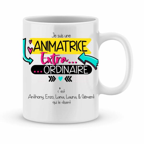 Cadeau animatrice géniale | Je suis une animatrice extraordinaire
